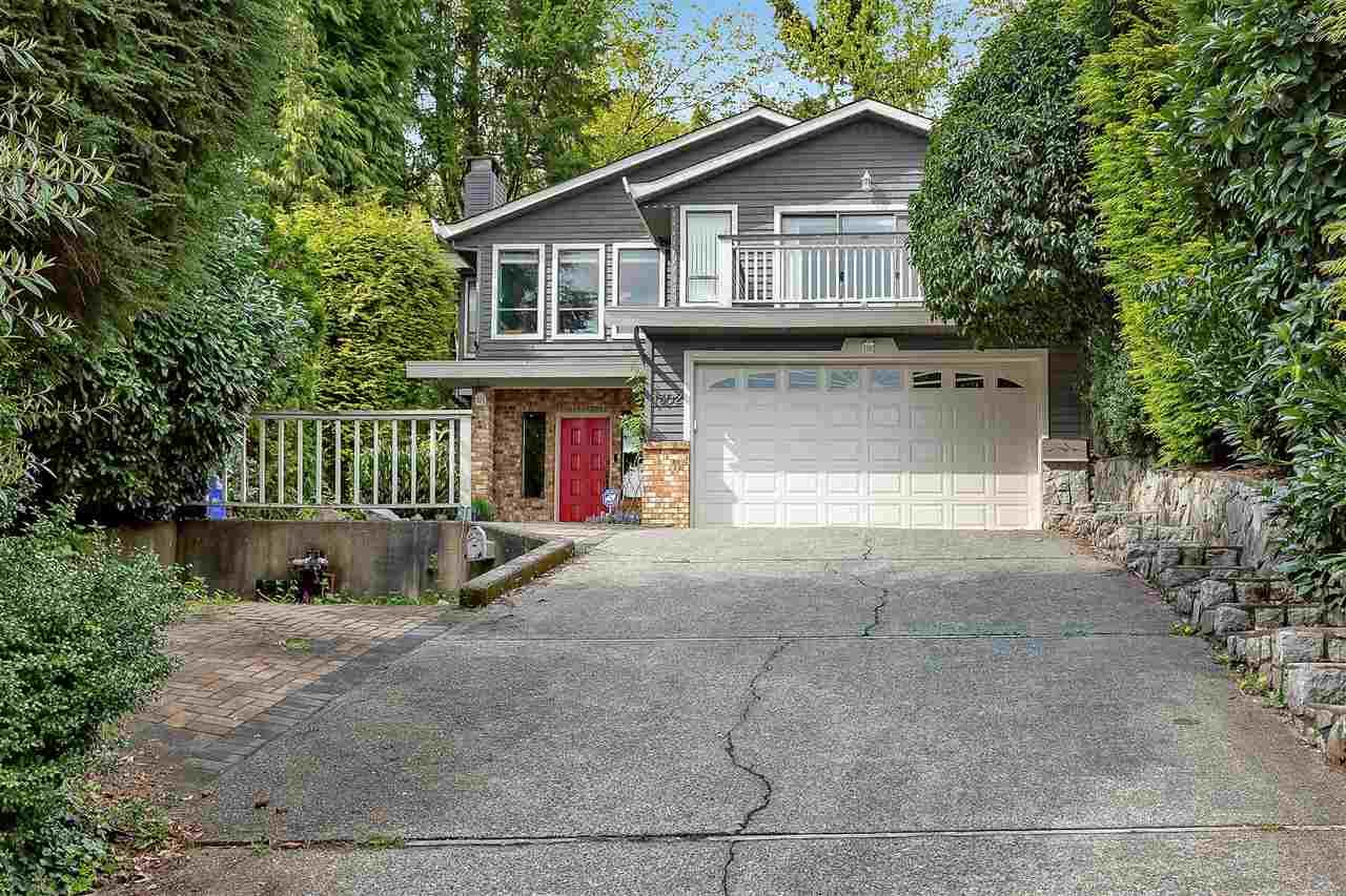 "Main Photo: 1302 CHARTER HILL Drive in Coquitlam: Upper Eagle Ridge House for sale in ""UPPER EAGLE RIDGE"" : MLS®# R2570299"
