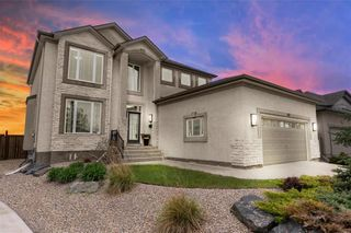 Photo 1: 158 Brookstone Place in Winnipeg: South Pointe Residential for sale (1R)  : MLS®# 202112689