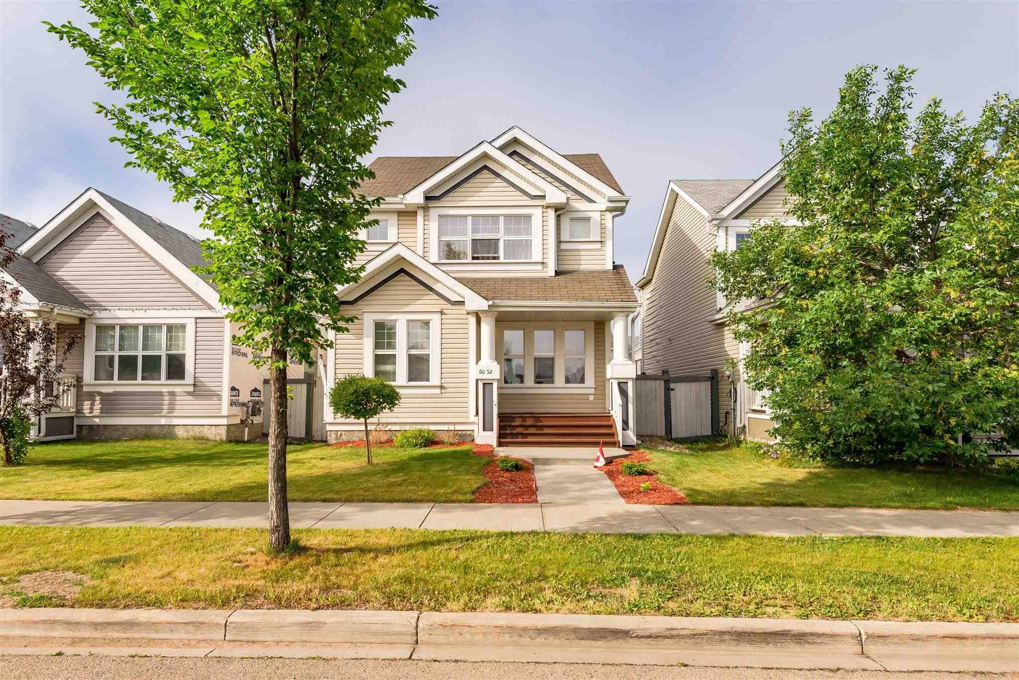 Main Photo: 6052 STANTON Drive in Edmonton: Zone 53 House for sale : MLS®# E4253474