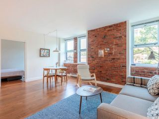 """Photo 5: 404 233 ABBOTT Street in Vancouver: Downtown VW Condo for sale in """"Abbott Place"""" (Vancouver West)  : MLS®# R2617802"""