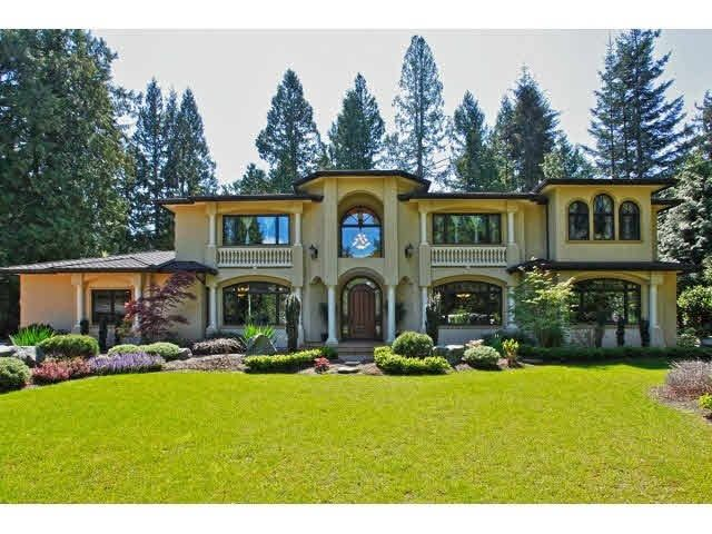 Main Photo: 13500 WOODCREST DRIVE in Surrey: Elgin Chantrell House for sale (South Surrey White Rock)  : MLS®# R2109578