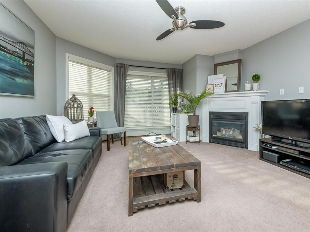 Main Photo: 204 6800 Hunterview Drive NW in Calgary: Huntington Hills Apartment for sale : MLS®# A1103955