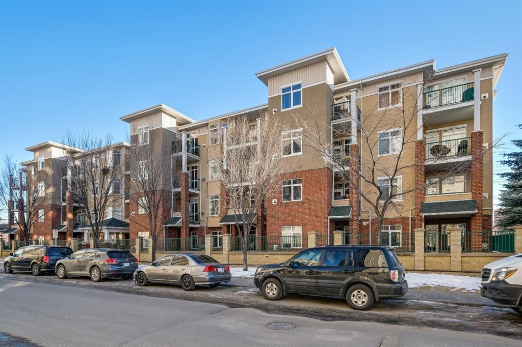 Main Photo: 106 5720 2 Street SW in Calgary: Manchester Apartment for sale : MLS®# A1132971