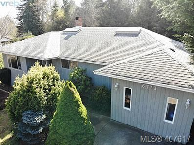 Main Photo: 6773 Foreman Heights Dr in SOOKE: Sk Broomhill House for sale (Sooke)  : MLS®# 810074