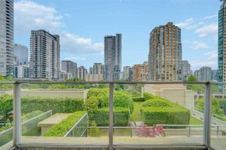 """Photo 2: 603 1225 RICHARDS Street in Vancouver: Downtown VW Condo for sale in """"Eden"""" (Vancouver West)  : MLS®# R2586394"""