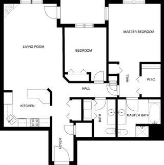 Photo 3: 432 5201 Dalhousie Drive NW in Calgary: Dalhousie Apartment for sale : MLS®# A1142587
