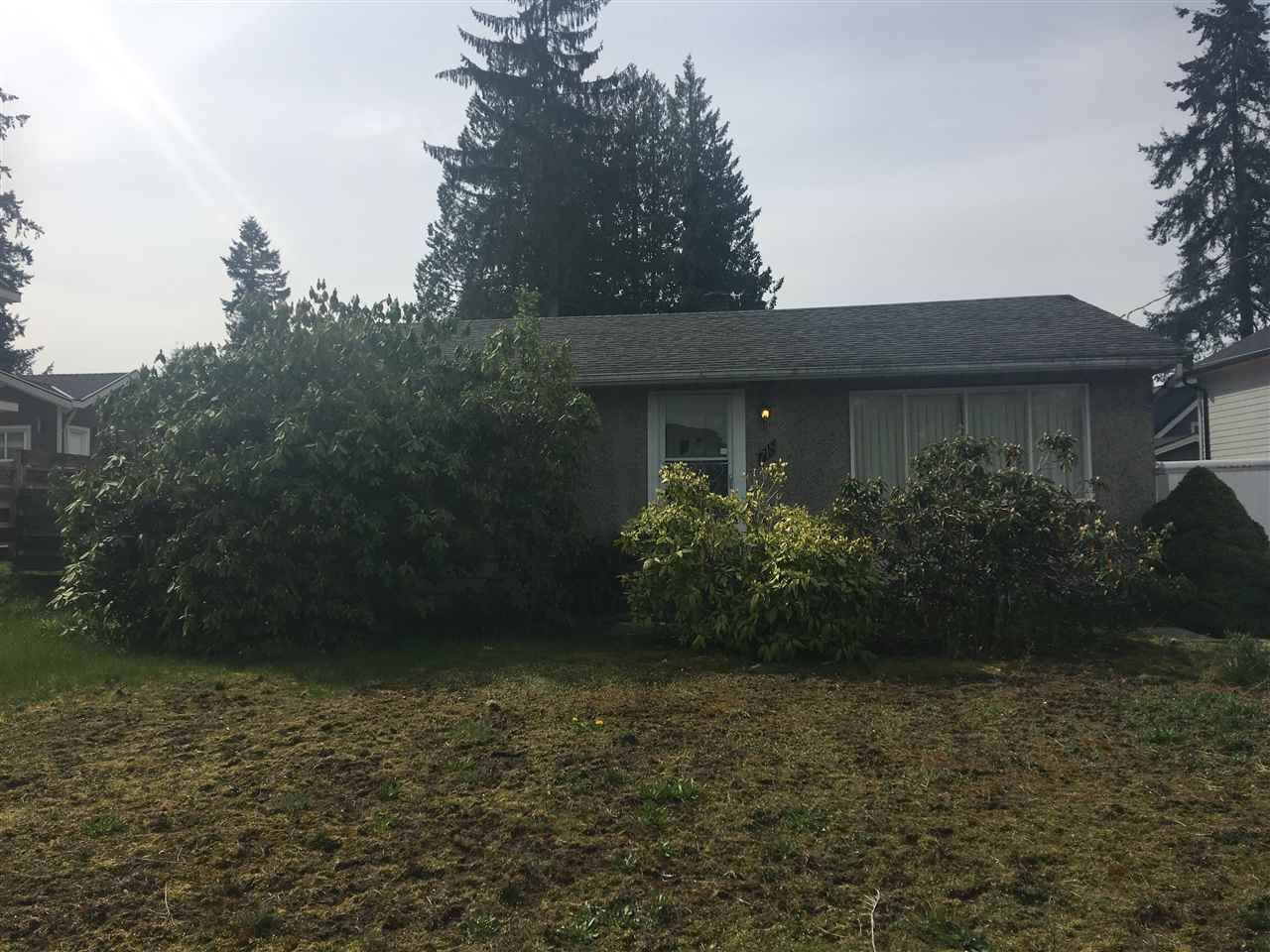 Main Photo: 718 REGAN Avenue in Coquitlam: Coquitlam West House for sale : MLS®# R2362228