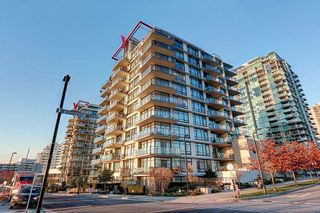 """Photo 1: 1107 172 VICTORY SHIP Way in North Vancouver: Lower Lonsdale Condo for sale in """"THE ATRIUM"""" : MLS®# R2127312"""