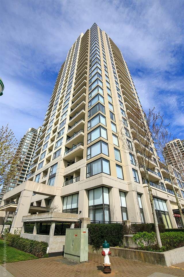 Main Photo: 2807 7088 SALISBURY Avenue in Burnaby: Highgate Condo for sale (Burnaby South)  : MLS®# R2053127