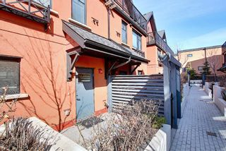 Photo 44: 202 1818 14A Street SW in Calgary: Bankview Row/Townhouse for sale : MLS®# A1100804