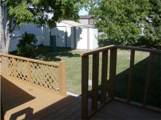 Photo 4: 21 SILVERDALE Crescent in WINNIPEG: St Vital Residential for sale (South East Winnipeg)  : MLS®# 1116848
