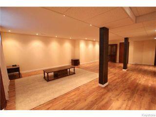 Photo 16: 85 Summerfield Way in Winnipeg: North Kildonan Residential for sale (North East Winnipeg)  : MLS®# 1605635