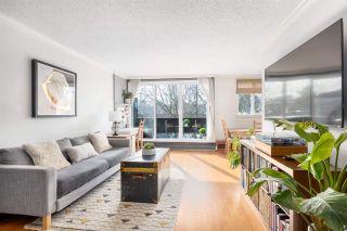 """Main Photo: 407 1867 W 3RD Avenue in Vancouver: Kitsilano Condo for sale in """"Kitsilano"""" (Vancouver West)  : MLS®# R2544160"""
