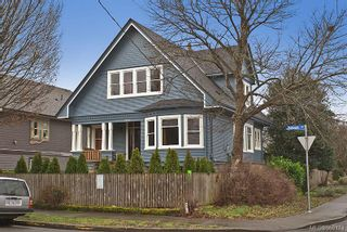 Photo 1: 2254 Belmont Ave in : Vi Fernwood House for sale (Victoria)  : MLS®# 560174