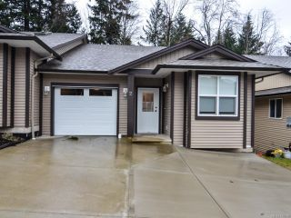 Photo 1: 2 1424 S ALDER S STREET in CAMPBELL RIVER: CR Willow Point Half Duplex for sale (Campbell River)  : MLS®# 780088