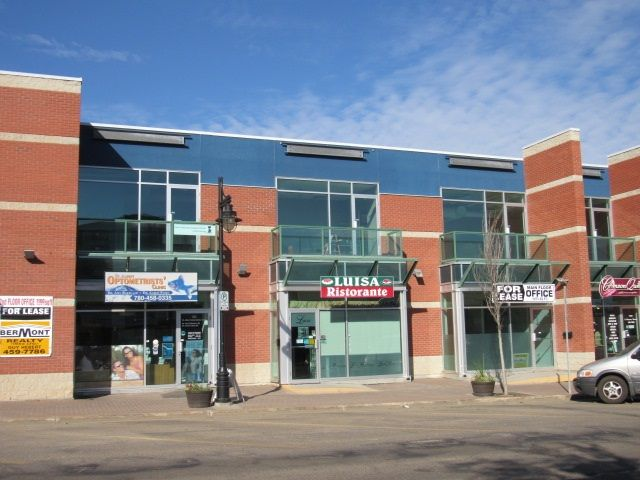 Main Photo: 210 8 Perron Street: St. Albert Office for lease : MLS®# E4225696