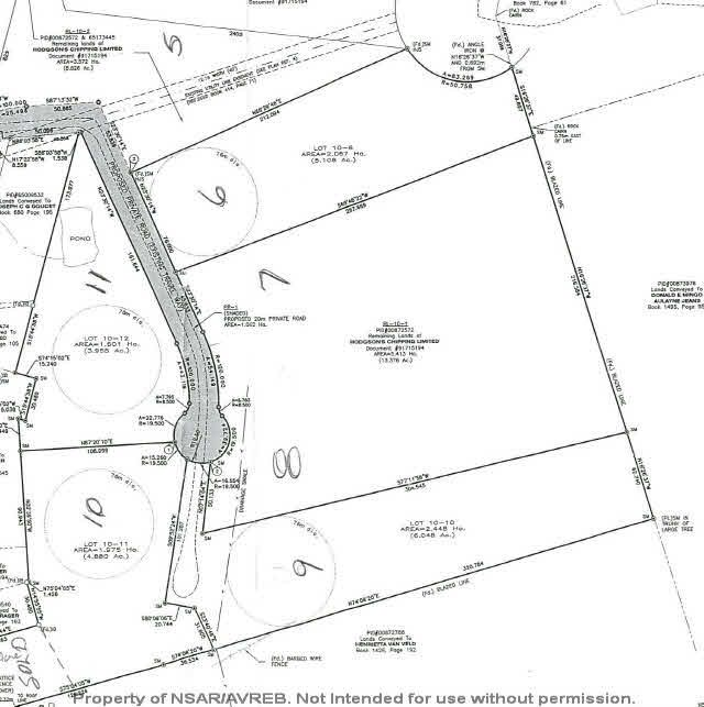 Main Photo: Lot 10-6 ELSHIRL Road in Plymouth: 108-Rural Pictou County Vacant Land for sale (Northern Region)  : MLS®# 202112053