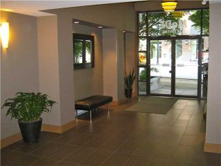 """Photo 10: 901 RICHARDS Street in Vancouver: Downtown VW Townhouse for sale in """"MODE"""" (Vancouver West)  : MLS®# V962659"""