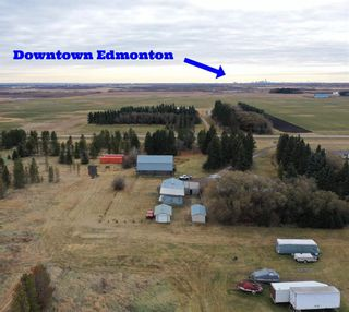 Photo 2: 24024 HWY 37: Rural Sturgeon County House for sale : MLS®# E4219082