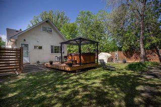 Photo 36: 206 Hindley Avenue in Winnipeg: St Vital Residential for sale (2D)  : MLS®# 202012637