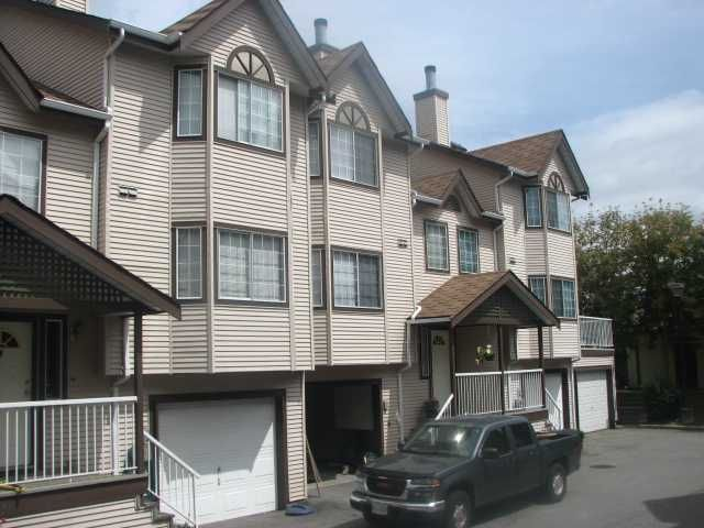 "Main Photo: 20 2352 PITT RIVER Road in Port Coquitlam: Mary Hill Townhouse for sale in ""SHAUGHNESSY ESTATES"" : MLS®# V841734"