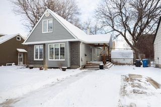 Photo 1: 107 Riverbend Crescent in Winnipeg: Bruce Park Residential for sale (5E)  : MLS®# 1932705