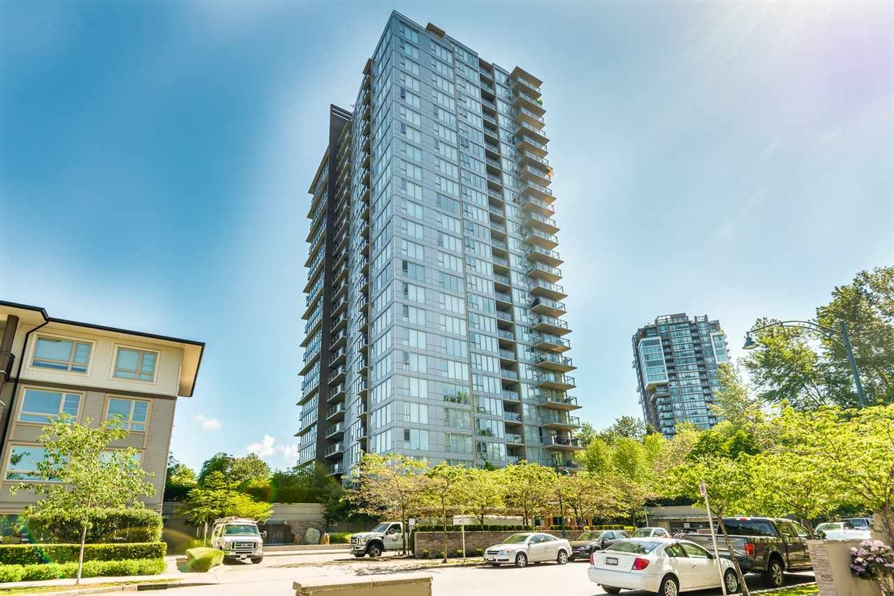 """Main Photo: 2509 660 NOOTKA Way in Port Moody: Port Moody Centre Condo for sale in """"NAHANNI"""" : MLS®# R2554249"""