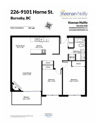 Photo 15: 226 9101 HORNE STREET in Burnaby: Government Road Condo for sale (Burnaby North)  : MLS®# R2490129