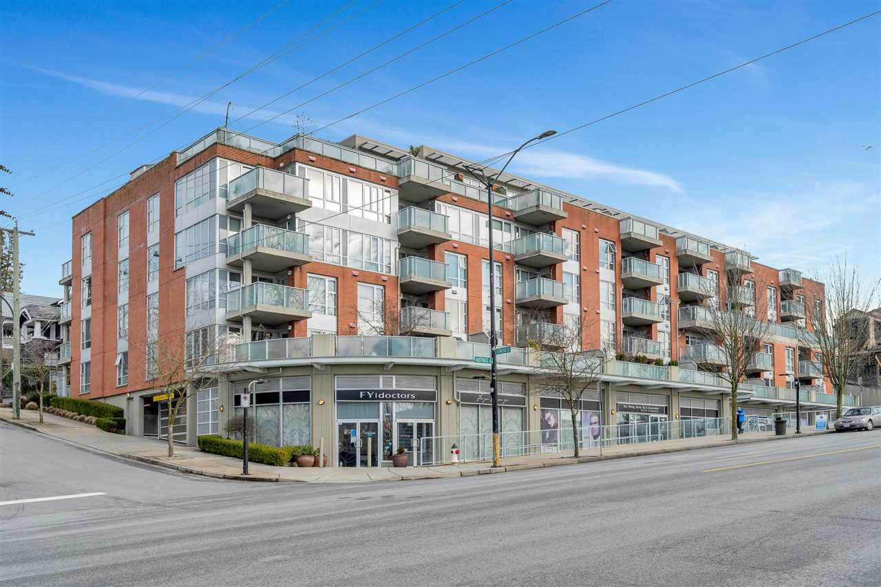 "Main Photo: 503 3811 HASTINGS Street in Burnaby: Vancouver Heights Condo for sale in ""MONDEO"" (Burnaby North)  : MLS®# R2544986"