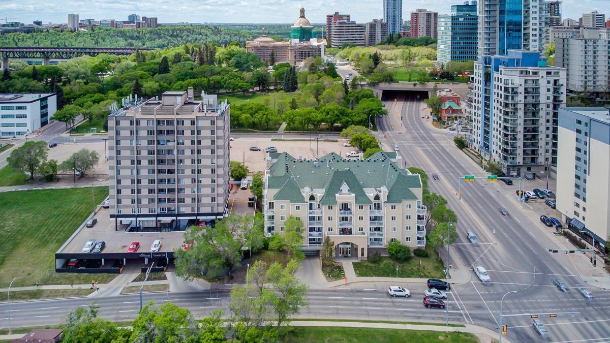 Main Photo: 104 9640 105 Street in Edmonton: Zone 12 Condo for sale : MLS®# E4248401