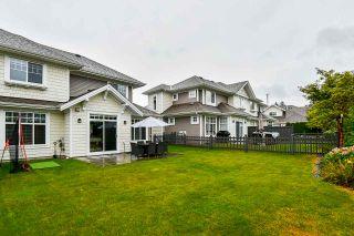 Photo 38: 23 10500 DELSOM Crescent in Delta: Nordel Townhouse for sale (N. Delta)  : MLS®# R2501964