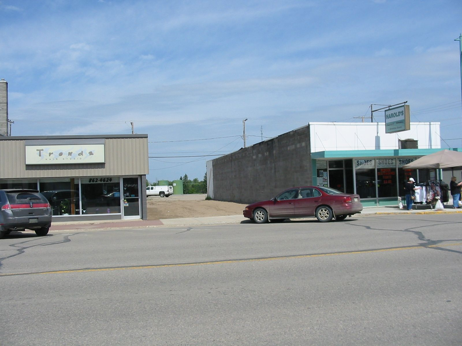 Main Photo: 117 1st Avenue East in Nipawin: Lot/Land for sale