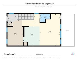 Photo 30: 128 Inverness Square SE in Calgary: McKenzie Towne Row/Townhouse for sale : MLS®# A1119902