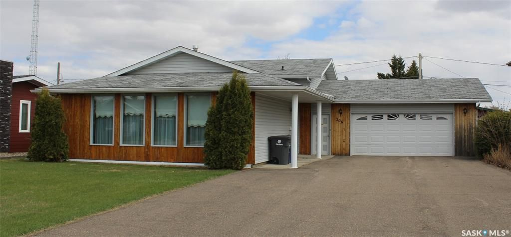 Main Photo: 206 5th Street East in Wilkie: Residential for sale : MLS®# SK799680