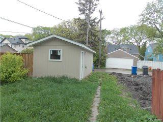 Photo 3: 755 Garwood Avenue in Winnipeg: Crescentwood Residential for sale (1B)  : MLS®# 1713205