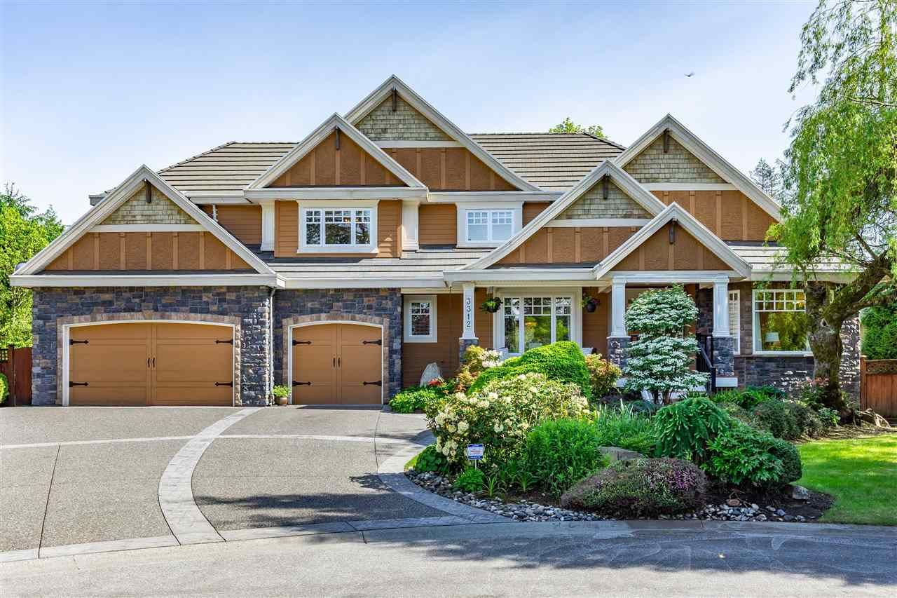 Main Photo: 3312 144A Street in Surrey: Elgin Chantrell House for sale (South Surrey White Rock)  : MLS®# R2456700