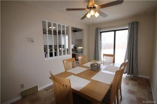 Photo 6: 134 Charing Cross Crescent in Winnipeg: River Park South Residential for sale (2F)  : MLS®# 1806746
