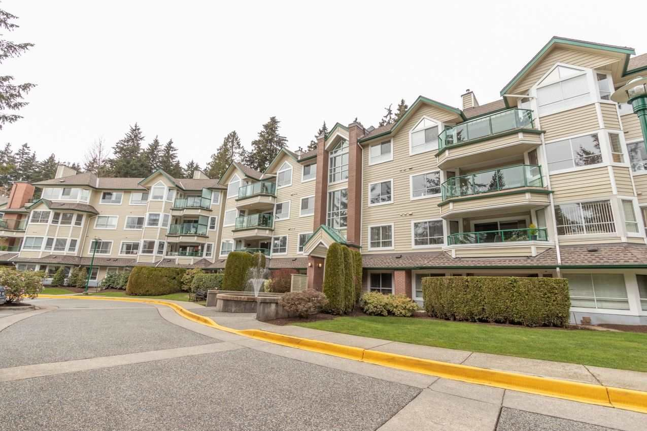 "Main Photo: 210 3680 BANFF Court in North Vancouver: Northlands Condo for sale in ""Parkgate Manor"" : MLS®# R2556634"