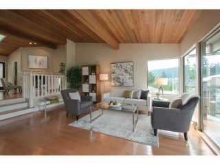 Photo 6: 4670 EASTRIDGE Road in North Vancouver: Deep Cove House for sale : MLS®# V1021079