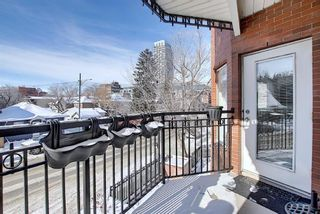 Photo 18: 218 838 19 Avenue SW in Calgary: Lower Mount Royal Apartment for sale : MLS®# A1070596