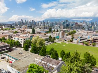Photo 2: 2410 Columbia Street in Vancouver: Land Commercial for sale (Vancouver West)