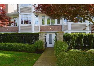 """Photo 13: 114 3188 W 41ST Avenue in Vancouver: Kerrisdale Condo for sale in """"THE LANESBOROUGH"""" (Vancouver West)  : MLS®# V1063940"""