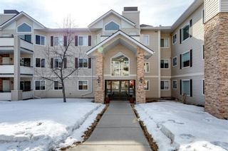 Main Photo: 2207 7451 Springbank Boulevard SW in Calgary: Springbank Hill Apartment for sale : MLS®# A1077349