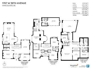 Photo 34: 1707 W 38TH Avenue in Vancouver: Shaughnessy House for sale (Vancouver West)  : MLS®# R2587575