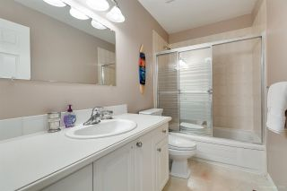 """Photo 15: 558 CARLSEN Place in Port Moody: North Shore Pt Moody Townhouse for sale in """"Eagle Point complex"""" : MLS®# R2388336"""