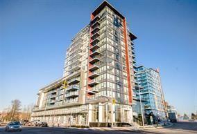 Photo 1: 1703 8833 HAZELBRIDGE Way in Richmond: West Cambie Condo for sale : MLS®# R2199525