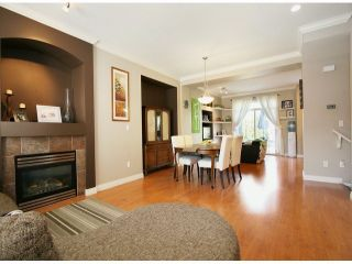 """Photo 3: 6 15168 66A Avenue in Surrey: East Newton Townhouse for sale in """"Porter's Cove"""" : MLS®# F1428816"""