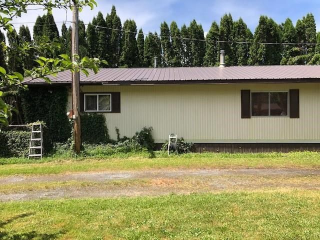 Main Photo: 49187 BELL ACRES Road in Chilliwack: Chilliwack River Valley Manufactured Home for sale (Sardis)  : MLS®# R2589319
