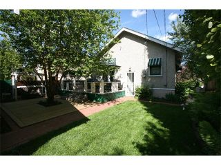 Photo 40: 1409 6 Street NW in Calgary: Rosedale House for sale : MLS®# C4008743