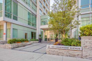 Photo 1: 1709 120 Homewood Avenue in Toronto: North St. James Town Condo for sale (Toronto C08)  : MLS®# C5088761